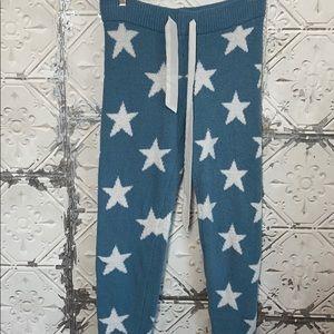 COMFY ❤️Star patterned PJ lounge pants
